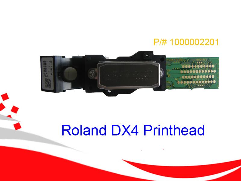 Brand new original Japanese have ranking ID dx4 printhead solvent base Roland RS540 printer head(China (Mainland))