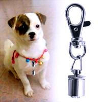 Flashing Grow Led Light Hi-Visibility Dog Cat Safety Collar Tag Pets Toys