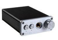 SMSL SD-793II Mini DAC DIR9001 + PCM1793 + OPA2134 Coax/Optical Input + adapter silver color