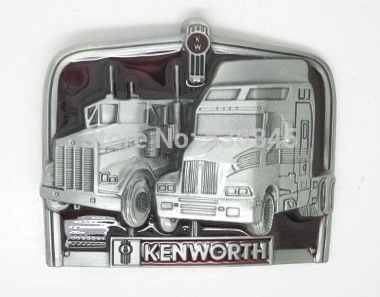 Kenworth Truck Belt Buckle(China (Mainland))