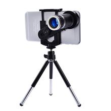Lentes de telefoto câmera telescópio lente do telefone móvel Universal 8X Zoom para iPhone 4 4S 5 5C 5S 6 além disso Samsung Galaxy S3 S5 nota 4(China (Mainland))