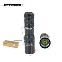 JetBeam BC10 XP-G R5 270 Lumen CR123A LED Outdoor Flashlight LED Waterproof