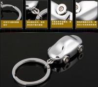5 pcs 2014 Fashion Alloy Mini Philippi Car Model Styling Keychain Cute Versatile Metal Key Ring Key Chain
