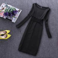 2014 autumn dress one-piece dress elegant lace long-sleeve dress slim full dress free shipping