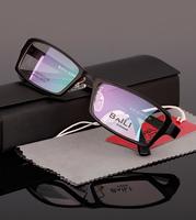 Big frame glasses  frame Men aluminium magnesium alloy full frame glasses B121