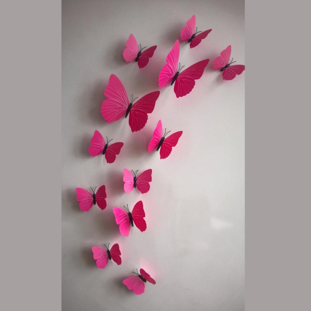 Vlinder Muurdecoratie Vlinders Print Quotes