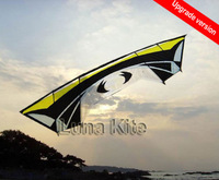 "Free Shipping Upgraded Huge Quad Line Kite 2.8m/110"" Quad/4 Line Stunt kite"