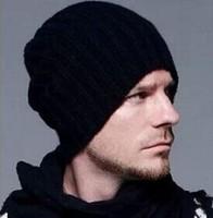 2014 new USA style Knitted Wool Cap Male Female Stylish Winter Caps wool cap wholesale sport beanies men's winter hats