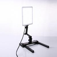 Professional CN-T96 5600K 96PCS LED Light Lamp 18W with Mini Shooting Bracket Stand Set Photographic Lighting Kit