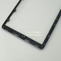 Free Shipping OEM Bezel Asus Nexus 7 2012 Middle Screen Frame for Google ME370TG Case Color Silver