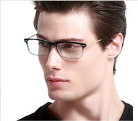 vintage top  quality ultra light eye glasses men oculos de grau  fashion eyeglasses optical frame only 6g  best flex