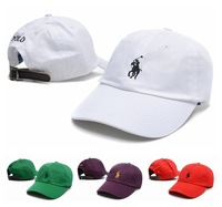 New Style POLO Leather buckle adjustable baseball snapback hats caps men/women sports trucker running man fishing sun cap hat