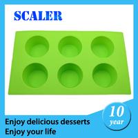 SCALER hot sale 6 Round cake pan