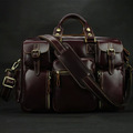 High Class Italian Genuine Leather Men s Travel Bags Men leather Duffle Bag Luggage Travel Bag