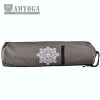 Canvas Rucksack Yoga bag Premium Yoga mat bag Wear-Resistant Breathable bag Fit 8mm Thick Yoga Mat Quality Free shipping