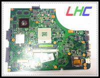 original motherboard for asus K53SD mainboard REV 5.1 HM65 graphics nvidia Geforce GT 610m 2GB DDR3