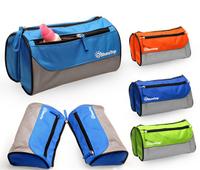 Fashion Outdoor Travel Women Men Ladies Wash Zipper Bag Toilet Bag Toiletries Camp Makeup Storage Waterproof Organizer