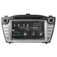 Capactive Touch Screen Car DVD GPS Navi Autoradio For hyundai tucson ix35 2009 2010 2011 Sat Head Unit Navi Radio