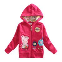 baby coats for girls coats and jackets baby girls winter clothes 2014 children outwear kids hoodies baby jacket girl nova kids