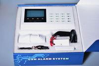 Intellgent   homw usage GSM alarm for anti-thief