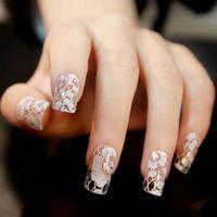 Hot Sale Fashion Nail Art Transfer Foil Nail Sticker Tip Decoration Easy DIY  96034