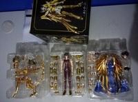 Free Shipping New QQ Models Saint Seiya Myth Cloth EX Sagittarius Aiolos Action Figure Gift for Children DIY Toys In-Stock Items