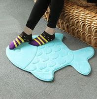Butterfly room mat slip-resistant bathroom mat waste-absorbing floor mats memory foam doormat free shipping