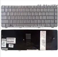 free shipping+laptop keyboard for Keyboard for HP Pavilion dv4 DV4-1000 DV4-1100 DV4-1200 US Layout Silver100% brand new