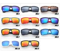 New 2015 Unisex Retro Classic Vintage Wayfarer Square Frame Style Sunglasses Shades Optional 10Colors