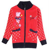 peppa pig coat baby girl jacket for girl coat peppa pig clothing kids jackets for girl winter coat nova brand children outerwear