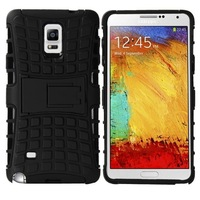 HY-The new Spider-shell mobile phone sets scaffolding case for samsung Galaxy NOTE 4/N9100