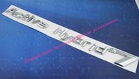 Auto car active hybrid 7 for 7 Series Emblem Badge Sticker
