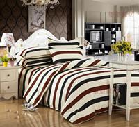 Piece bedding set 100% cotton sheets 100% cotton tencel duvet cover child cartoon three piece set