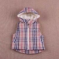 Retail New Baby Girl's Autumn Down Jacket/Boy's Outerwear/Children's Hoodies & Sweatshirts/Girl's Vests&Waistcoats+Free Ship