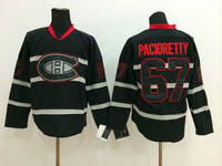 Stitched Free Shipping men's Hockey Jersey Montreal Canadiens 67 Max Pacioretty Hockey Jersey Embroidery Logos Jersey
