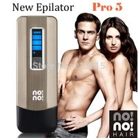 pro 5 NO ! NO Unisex Hair Removal Device Kit PRO5 Full Body Epilator Portable Body Shaver For Men and Women Hair Shaving