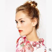 Fashion Hair Accessories Big Pearl Hairgrips Clips Women