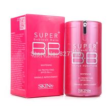 pink super Plus skin 79 Whitening BB Cream sunscreen SPF25 PA++ faced foundation makeup(China (Mainland))