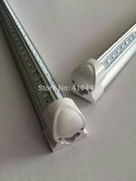 Cooler Door V-Shaped 5FT T8 Led Tube Lights 270 Angle Double Glow 50W Led Integration Lights Warm/Natural/Cool White AC 110-277V