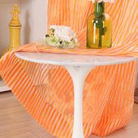 high quality fashion jacquard stripe curtain yarn for bedroom brief window screening free shipping
