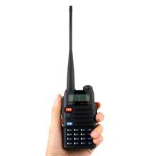 Free Earphone Walkie Talkie TYT TH-UVF11 256CH VHF+UHF 5W VOX FM Radio Dual PTT SOS DTMF Free Shipping A7150A Eshow