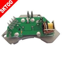 Module Heater Blower Motor Resistor for Peugeot 306 406 605/ CITROEN XANTIA XSARA 644178 6441.78 698032 847283W 847283R