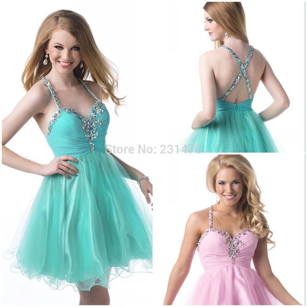 Коктейльное платье Sunnybridal 2015 /su448 коктейльное платье every pretty 2015 ap05241bk he03315rd
