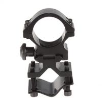 25mm Ring and 20mm Rail Mounted-flashlight Bracket