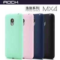 MX 4 2014 New MEIZU MX4 Case TPU Soft Cover Hot Shockproof High Quality Case for MeiZu mx4 Gift
