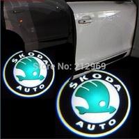 high quality led car Accessory/ car door logo lights /Led car door logo laser projector light