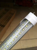 LED tube T8 lamp 40W 1200mm 1.2M 4FT 200pcs SMD2835 compatible with inductive ballast remove starter