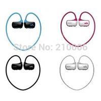 Free shipping Sports Mp3 player 4GB Wireless Sweat-band Walkman Running earphone Mp3 player headset headphone