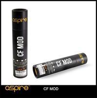 Free Shipping 18650 black Aspire CF MOD Battery