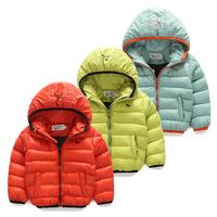 2014 winter embroidered boys clothing girls clothing child wadded jacket cotton-padded jacket outerwear wt-4416